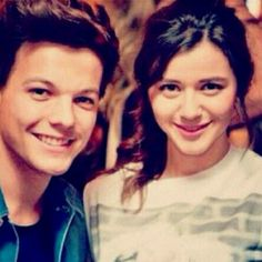I love this picture of them(: they're a gorgeous couple! One Direction Photos, I Love One Direction, The Most Beautiful Girl, My Love, Louis And Eleanor, 5 Best Friends, Celebrity Quotes, Cutest Couple Ever, Eleanor Calder