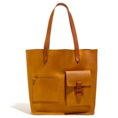 madewell - The Pocket Tote