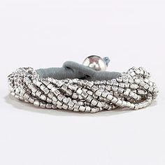 Silver Multi-Strand Bracelet at Cost Plus World Market