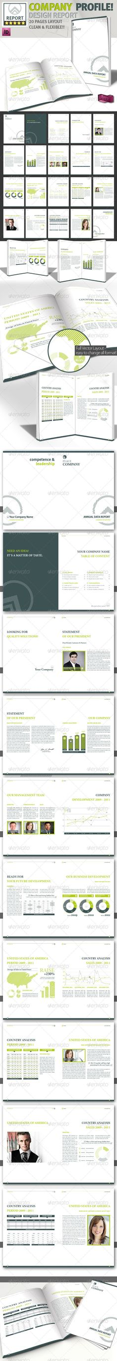Design Brochure // Magazine Template // A4  #GraphicRiver         Professional Brochure // Magazine Template // DIN A4    Clean, modern & fresh Magazine / Brochure InDesign Template   Size: A4, 8.27×11.69 inches (210×297 mm)   0.125 Inches Bleed – Ready to Print CMYK    100% Vector Easy to edit and change colors from the Swatches Panel   A compatible .IDML- and .INX File for older InDesign Versions is included. Compatible from InDesign CS 5 .5 to CS 3    This magazine matches perfectly with companies or other events or promotional stuff. Really easy to modify to another color scheme. Easy to edit the statistics or vector pictures.   Absolutely ready to print, just copy/paste your text and place your images – do not use placed images because of copyrights! Envato Asset Images were used so please replace with your pictures.   For high qualitiy preview you will find a PDF -document in the zip-file. Fonts Used: Meta Pro (if you do not have these font please choose one that is near similar or please get the license. Font is not included.   Sample images: Envato Asset Library   Have fun with this cool and smooth magazine template and be creative with your content. If help is needed feel free to contact me.   20 Page InDesign Magazine – 20 pages magazine for your needs as a company, agency, etc.     Created: 28March12 GraphicsFilesIncluded: JPGImage #InDesignINDD Layered: No MinimumAdobeCSVersion: CS3 PrintDimensions: 8.2x11.6 Tags: a4 #annualreport #blue #brochure #business #clean #company #corporatedesign #dynamic #elegant #flexible #guide #identity #indesign #magazine #minimalistic #modern #newspaper #product #professional #report #space #statistics #stats #tables #technology #white Indesign Templates, Print Templates, Brochure Template, Flyer Template, Corporate Brochure, Corporate Design, Brochure Design, Magazine Cover Template, Annual Report Design