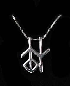 ''This is the Nordic rune for Wisdom.''  the wisest gift of all  !