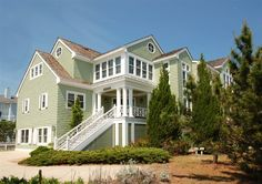 Twiddy Outer Banks Vacation Home - Lady Drake - Corolla - Oceanfront - 7 Bedrooms