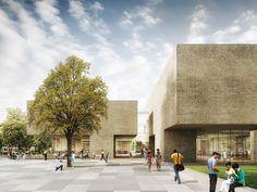 Soppelsa Architekten . Bauhaus museum . Dessau (2)