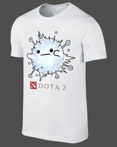XXXL Dota 2 hero Io mens t shirt short sleeve for summer- Dota 2 T Shirt, Dota2 Heroes, Defense Of The Ancients, Slim Fit Dress Shirts, Tee Design, Printed Tees, Summer Wear, Red And Blue, Shirt Designs