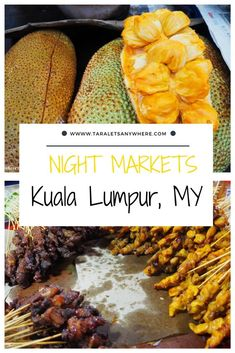 Looking for the best night markets in Kuala Lumpur, Malaysia? Here we've listed 3 of the best ones for food tripping and shopping: Jalan Tunku Abdul Rahman, Taman Connaught and OUG pasar malams. George Town, Ipoh, Malaysia Travel Guide, Malaysia Trip, Penang, Kuala Lumpur Travel, Petronas, Malaysian Food, Asia Travel