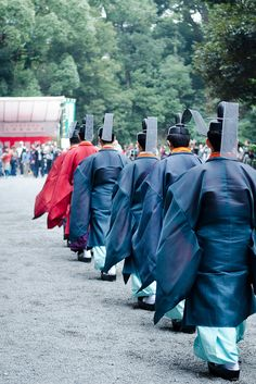 Marching Monks by Juan Paulo on Flickr.
