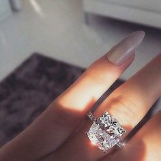 Wedding Rings Designers You Must See ❤️ engagement rings designers round cut wedding set diamond Wedding Engagement, Wedding Bands, Wedding Ring, Fake Engagement Rings, Wedding Jewelry, Dream Wedding, 1 Karat, Meagan Good, Ring Verlobung