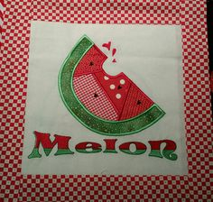 Please vote for this entry by Melon in Accuquilt Quilt Block Contest!