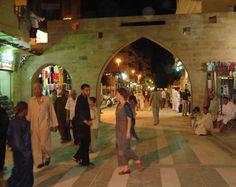 Los  maravilloso mercados en Egipto.