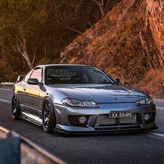 Nissan Silvia S15.