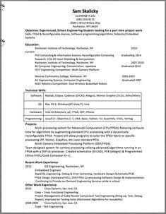 sle cv format for meteorology graduate http