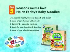 Keep hunger at bay with these fun and tasty noodles that will delight your little one. ;)