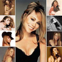Mariah Carey. Afro-Venezuelan-Irish.