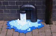 8 Bits Water