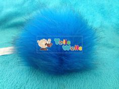 Kunsfellbommel, fake fur, toorie, bobble, pompon
