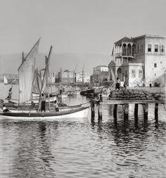 Эль-Мина до сих пор является одним из наиболее крупных и важных портов Ливана.