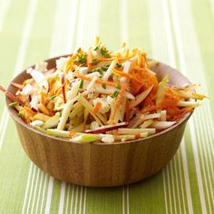 Delicious weight watchers apple carrot salad and only 2 points!