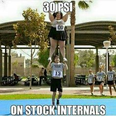 Be careful on stock internals.