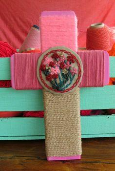 """Needlepainting / bordado / La argentina Vicky Detry y su mundo del bordado """"needlepainting""""...(por más info: www.lacitadina.com.uy)"""