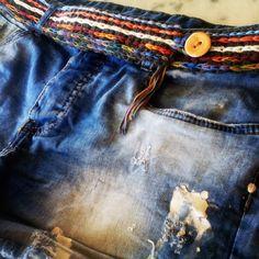 belt #knitbelts  #belt  #handmade  #handmadebelt  #greekbrand  #greekblogger  #greekbrand  #summerfashion  #summers  #plexiproject  #crochetbelts  #fashiinstyle  #fashionknit  #fashionknitweardesigner  #fashion #knittinglove  #knitting_inspiration  #knitiing #crocheting  #clothing Knitwear, Pants, Fashion, Trouser Pants, Moda, Tricot, Fashion Styles, Women's Pants, Knits