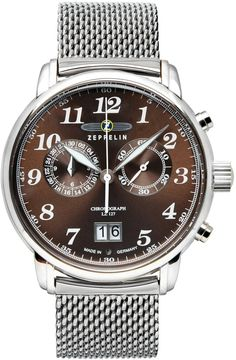 fd235460ca0a Zeppelin Watch Count Zeppelin 7684M-3 Watch