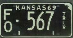 Kansas 69, Ford County Car Tags, Kansas, Ford, Company Logo, Logos, Logo