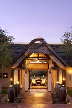 Jamala Madikwe Royal Safari Lodge - Madikwe, South Africa  Do a safari