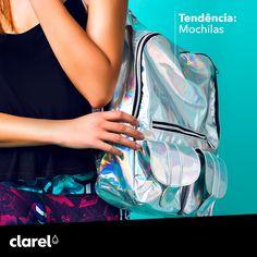As mochilas têm ganho cada vez mais destaque no mundo da moda e este verão não é exceção. Para tardes de passeio ou saídas à noite, as mochilas têm vários estilos e vão desde as mais clássicas, às mais modernas. Existem modelos para todos os gostos!