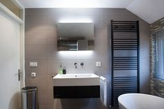 Warme Rustieke Badkamer : Beste afbeeldingen van gerealiseerde badkamers bathroom