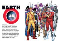 Multiversity Earth 35