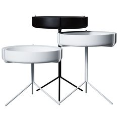 Swedese Drum table 36 cm | Swedese Drum | Tables | Furniture | Finnish Design Shop