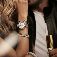 Michael kors watch and silver