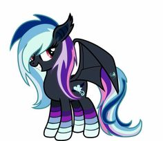 sapphire flash, slightly shy and slightly talkative I'm one of the brighter bat ponys on Luna's guard (btw u have uncontrollable awesome powers) my best friend inch shadow