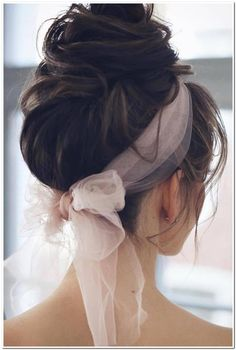 - 30 Beautiful Prom Hairstyles That'll Steal The Night – Best prom hairstyle ide… 30 Beautiful Prom Hairstyles That'll Steal The Night – Best prom hairstyle ideas , braided updo , braid half up half down hairstyle ,updo Prom Hairstyles For Short Hair, Scarf Hairstyles, Down Hairstyles, Pretty Hairstyles, Braided Hairstyles, Braided Updo, Hairstyle Ideas, Romantic Hairstyles, School Hairstyles