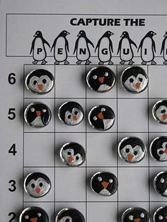 love2learn2day: Penguin Math Game Pieces (Google doc w/ instructions) & link to game