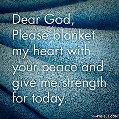 blanket my heart