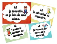 Méthodologie – La cloche a sonné Superhero Classroom, French Grammar, School Themes, Teaching French, Classroom Management, Encouragement, Back To School, Super Heros, Cycle 2