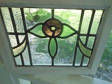 Image result for bungalow stained glass windows