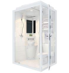 interior design for bathroom images Small Basement Bathroom, Small Basement Remodel, Budget Bathroom Remodel, Mold In Bathroom, Small Bathroom Storage, Tiny House Bathroom, Bathroom Layout, Basement Remodeling, Bathroom Interior Design