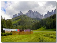 Bolzano Daily Photo: Odles Mountains
