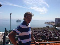 Rafael Nadal la Monte Carlo