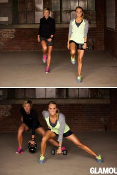Carrie Underwood's Go-To Workout Moves For A Strong Lower Body (No Regular Squats!) Carrie Underwood Butt And Leg Workout Moves – 30 Days Workout Challenge Fitness Workouts, Fitness Motivation, Fitness Goals, Carrie Underwood Legs, Carrie Underwood Workout, Carrie Underwood Calia, Body Fitness, Health Fitness, Fitness Legs