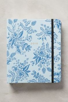 rifle paper co wee hours planner anthrofave