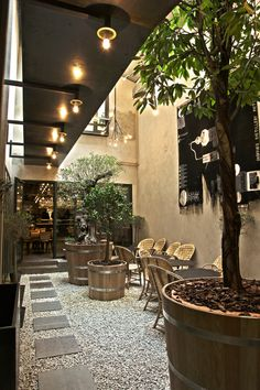 Taverna Brillo Växthusbaren