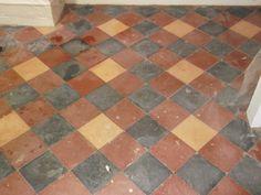 victorian kitchen tile floor - Google Search