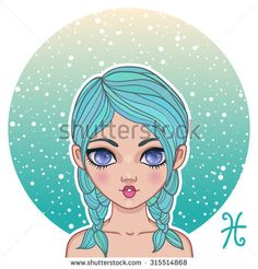 Find Sign On Zodiac Pisces Vector Illustration stock images in HD and millions of other royalty-free stock photos, illustrations and vectors in the Shutterstock collection. Zodiac Art, Libra Zodiac, Zodiac Signs, Art Zodiaque, Horoscope Elements, Signes Zodiac, Gemini, All About Pisces, Pisces Fish