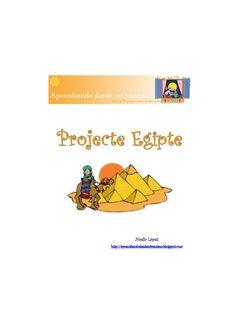 Egipto para niños -materiales- by NoeliaLI via slideshare