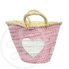 Cute Little beach bag for girls! From Twenty Violets