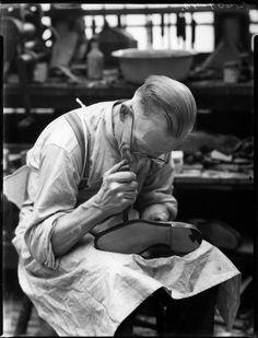 Alan McAfee Shoemakers Ltd by Bassano Ltd – 1938