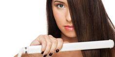 """"""" De Todo Un Poco """": 7 errores (que todas cometemos) al usar la plancha del pelo"""
